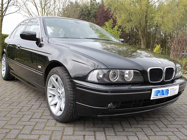 BMW 530I SEDAN AUT. verkocht